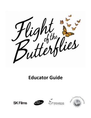 Flight of the Butterflies - Ontario Science Centre