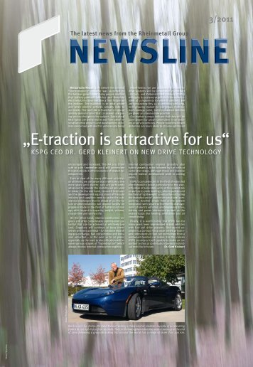 Newsline magazine - No. 3/2011