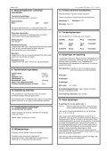 Sikkerhedsdatablad - Carl Ras - Page 2