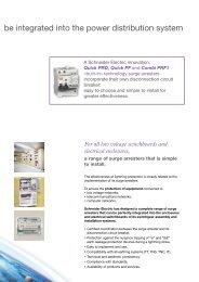 catalog prf1 prd pf surge arrester - Schneider Electric