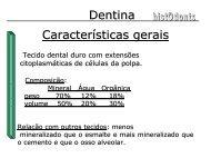 Dentina - CCS