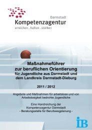 Maßnahmeführer zur beruflichen Orientierung - Kompetenzagentur ...
