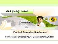 GAIL (India) Limited - pptfun