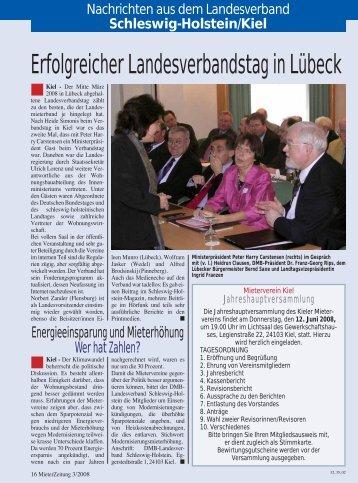 Juni - Mieterbund Schleswig-Holstein