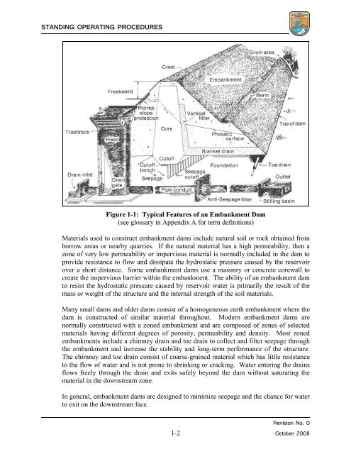 U.S. Fish & Wildlife Service Low Hazard Dams - Association of State ...