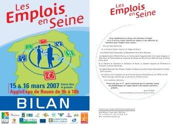 2007 - Carrefour Emploi