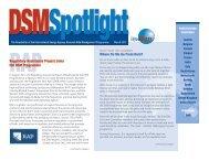 Spotlight Newsletter - IEA Demand Side Management Programme