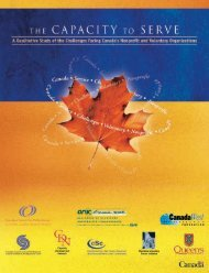 The Capacity to Serve.pdf - Imagine Canada