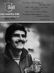 1972-73 Volume 93 No 1-4 - Phikappapsi Archeios