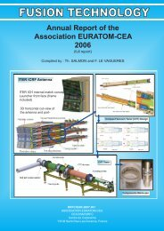 Cover, contents, introduction - CEA