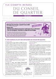 Télécharger le compte-rendu (janvier 2008) - Saint-Priest