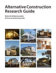 Alternative Construction Research Guide - GCCDS