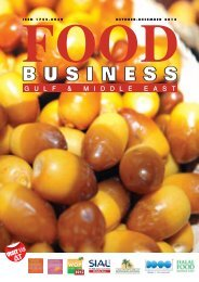 VISITUS - Food Business Gulf & Middle East