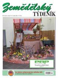 Zemědělský týdeník 14-2011