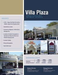 Villa Plaza - Prime Commercial, Inc