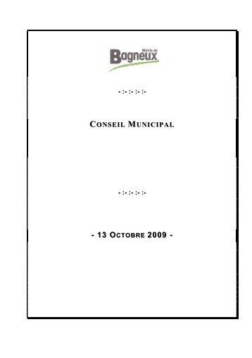 Compte-rendu détaillé - Bagneux