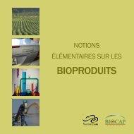 Notions élémentaires sur les bioproduits - Pollution Probe