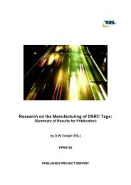 Research on the Manufacturing of DSRC Tags: