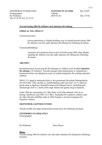 Stiftelser.pdf - Göteborg
