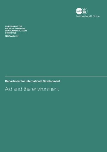 English - INTOSAI – Working Group on Environmental Auditing