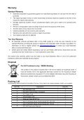 download datavideo se-3000-8 product manual - Go Electronic - Page 7