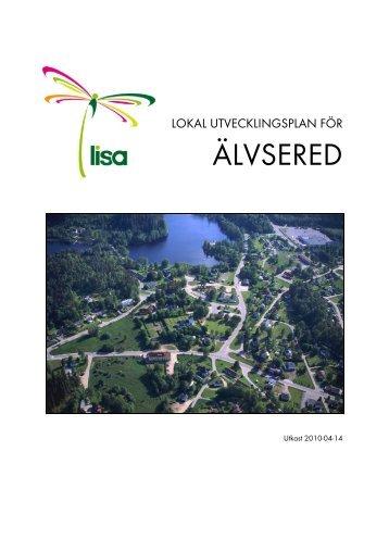 Lokal utvecklingsplan för Älvsered - Region Halland