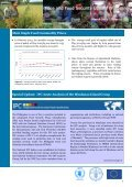 Price and Food Security Update - WFP Remote Access Secure ... - Page 2