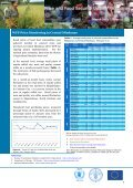 Price and Food Security Update - WFP Remote Access Secure ... - Page 3