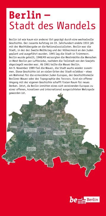 Deutsche Ausstellung (PDF-Download)  - be Berlin - Berlin.de