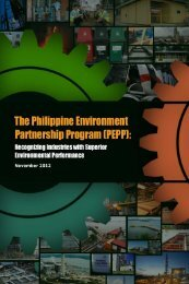 Download the 2012 PEPP brochure - Environmental Management ...