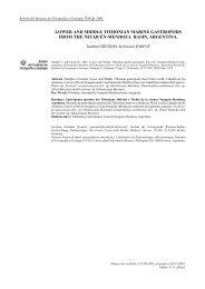 BIFG 71(1-2) - Universidad Nacional de Rosario