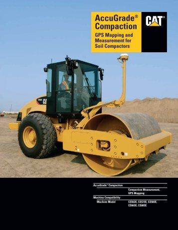 AccuGrade® Compaction - Kelly Tractor