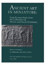 Ancient Art in Miniature - Metropolitan Museum of Art