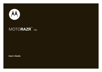 MOTORAZR - Revol Wireless