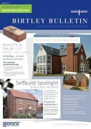 BIRTLEY BULLETIN - Ibstock