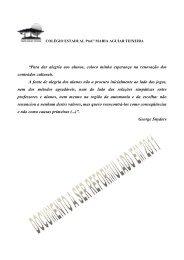 concepção de educação - colégio estadual professora maria a ...