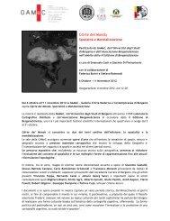 C@rte del Mondo - L'Eco di Bergamo