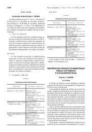 Portaria n.º 346/2008 - Diário da República Electrónico