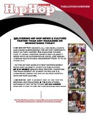 Hip Hop Weekly - AMERICA'S MediaMarketing
