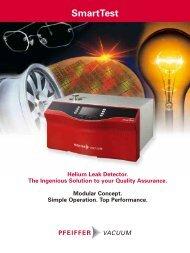 Leak Detectors - Vacuum-Guide