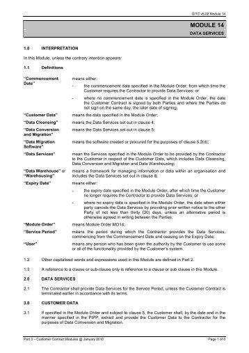 08-03-28 - Module 14 - Terms & Module Order