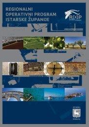 REGIONALNI OPERATIVNI PROGRAM ISTARSKE 廳PANIJE - IDA