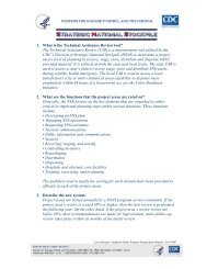 1. What is the Technical Assistance Review tool? - Ohio Emergency ...