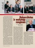 Mokslas ir gyvenimas 2009 Nr. 5 1 - Vilniaus universitetas - Page 2