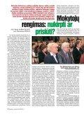 Mokslas ir gyvenimas 2009 Nr. 5 1 - Vilniaus universitetas - Page 4