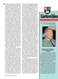 Mokslas ir gyvenimas 2009 Nr. 5 1 - Vilniaus universitetas - Page 6