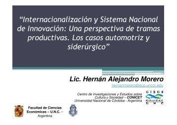 Descargar presentación - Instituto de Economía y Finanzas ...