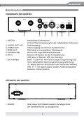 2-CH DIVERSITY DVB-T TUNER MODEL N0: USER MANUAL - Zenec - Page 5