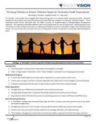 Managing the Execution of Collaborative Community Health ...