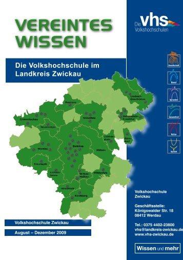 4 - Volkshochschule Zwickau